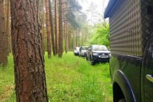 Offroad Tour Polen Camp - 05.2021 - Camp