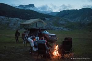 Impressionen der Offroad Tour in Montenegro