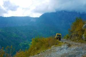 4x4 Offroad Reise Albanien 2018