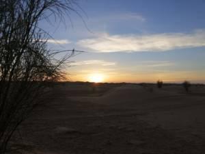 Tunesien 2021 - Reise zum verlorenen See